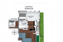Boat House Floorplan