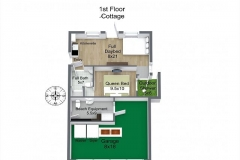 Guest Quarters Floorplan