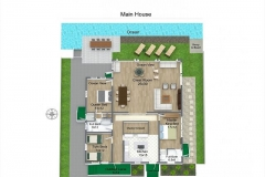 Main House Floorplan