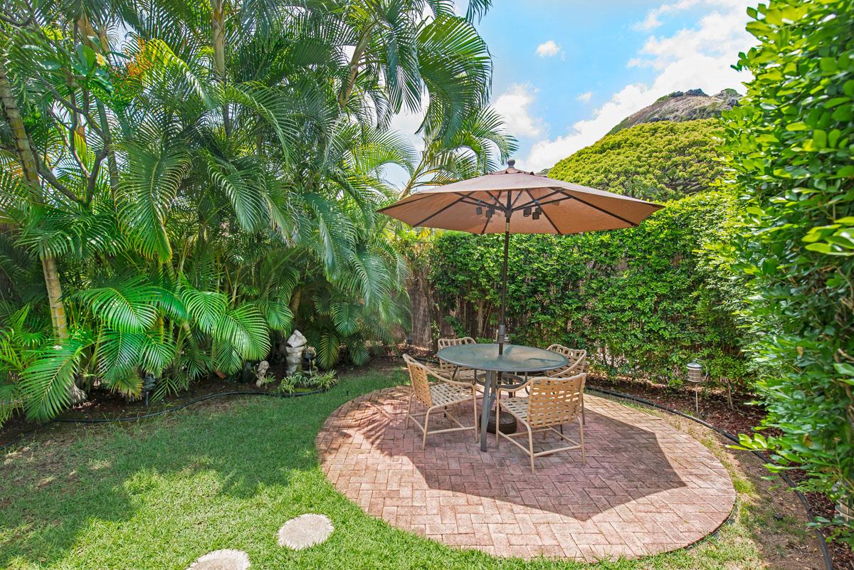 lanikai garden studio lanikai beach rentals