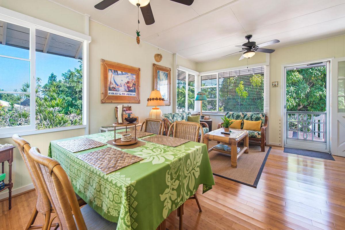 Lanikai Treehouse 2 Bedroom - Lanikai Beach Rentals