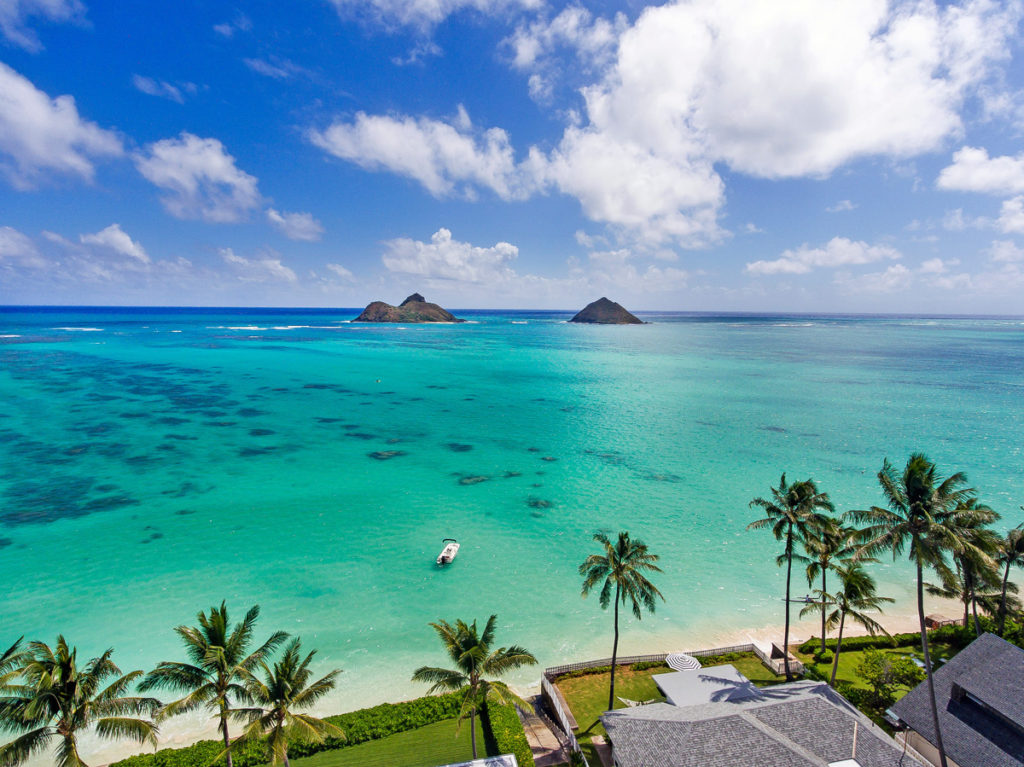 Quaint Town Lanikai Beach Rentals Lanikai Beach Kailua Oahu Hawaii